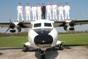 Szkoła spadochronowa skydive.pl
